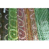 Quality Plant Printed Chenille Uphostery Fabric for sale