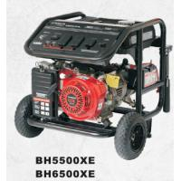 Quality OHV Small Gasoline Powered Generator With Electric Starter for sale