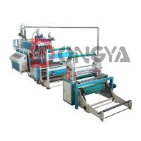 Quality Double Layers High Speed Stretch Film Making Machine Production Line for sale