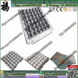 Egg tray mold made by aluminim alloy