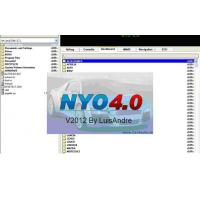Quality Car Software NYO V4.0 Full For Odometer RadioCar , Airbag Navigator for sale