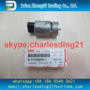 China original and new Vehicle Speed Sensor 8-97328058-1 For ISUZU 4HK1 6WF1 on sale