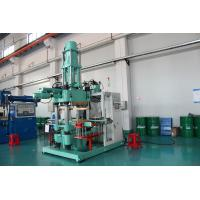 Quality 20MPa Injection Pressure 300 Ton Rubber Injection Machine With Screw Feeding System for sale