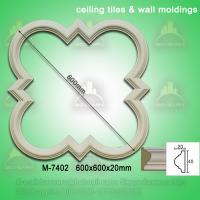 Quality New style decorative PU ceiling tiles/wall mouldings for sale