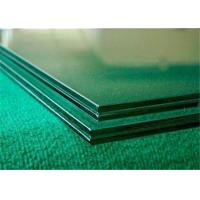 China 6.38mm Thickness Tinted PVB Laminated Safety Glass For Building Material on sale
