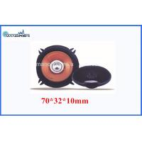 Quality ROHS Mid Bass Rubber Edge Subwoofer Car Speakers For Automobile for sale