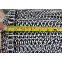 Quality Balance Wire Mesh Conveyor Belt For Annealing Furnace , Heat Resistant for sale