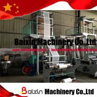 Quality High Speed T Shirt Bags Film Blowing Machine (BX-SJ) for sale
