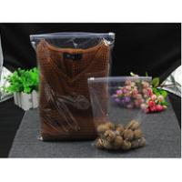 Quality Transparent Plastic Food Storage Bags HDPE / LDPE Material LSZ111809 for sale