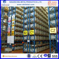 Quality Pallet Racking / Beam Racking, orange / blue / green customized sizes Powder Coated  Heavy Duty Racking for sale