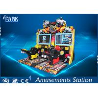 Quality New product coin operated Deluxe version motor racing car simulator arcade machine for sale