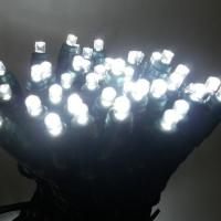 Quality 5mm conical led christmas lights for sale