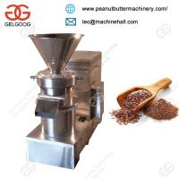 Quality High Quality Low Noise Electric Flax Seed Grinding Machine to UK/Almond Peanut  Herbal Medicine Grinder for sale