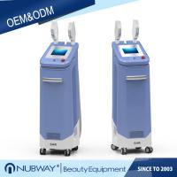 OPT Super Hair Removal IPL System FSR FHR SHR / fast hair removal machine / skin rejuvenation