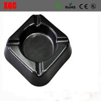 Quality Real Carbon Fiber Pocket Ashtray Wholesale Luxury Gift for sale