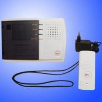 Quality Wireless GSM Pendant System with Wireless Panic Button and Auto Dialer for sale