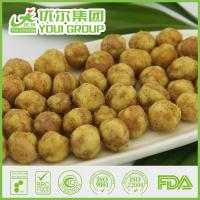 Quality Black Pepper Flavor Coated Chickpeas for sale