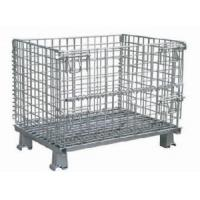 Quality Collapsible Wire Mesh Container for sale