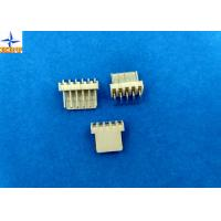 Quality Shrouded Header No Breakdown 2.54mm Pitch Male Connector RoHS Compliance Wafer Connector for sale