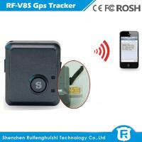 Quality Easy to install vehicle GPS tracker rf-v8s Long battery life gps tracker for sale