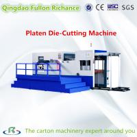 Quality High Speed Automatic Hot Sale Paper Die Cutter & Paper Creaser for sale