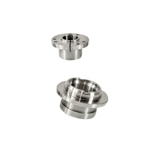 Buy cheap 0.003mm High Precision drilling Custom Metal Cnc Milling from wholesalers
