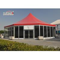 Quality Hot Sale 500  to 1000 Poeple Multi-Side Roof Marquee for Catering and Wedding for sale