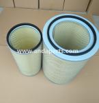 Quality High Quality Air Filter For FAW Truck AF25812+ AF25813 K3250 for sale