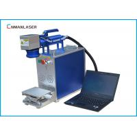 Quality 50w Jewelry Silver Gold Brass Metal Small Laser Marker Fiber Cutting Marking Machine for sale