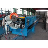 Quality 3kw Leaderpipe china Roll Forming equipment controlled by PLC with 80mm Shaft Diameter for sale
