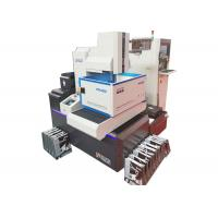 Quality Fast Speed Small Wire Cutting Machine , Abrasion Resistant Electronica Wire Edm Machine for sale