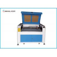 Quality 6090 Cnc Laser Cutting Machine CO2 Wood Fabric Foam Board 600mm/s Speed for sale