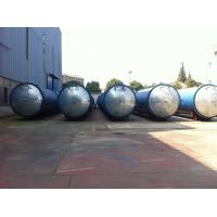 Quality Wood industry Wood Preservative Treatment , saturated steam wood  Autoclave for sale
