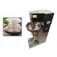 Quality 380V 50Hz Meatball Forming Machine / Fish Shrimp Meatball Maker Machine Convenient Operation for sale