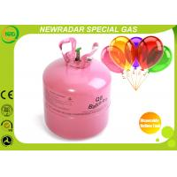 Quality CE Certificate Disposable Helium Tank / Helium Balloon Tank Customized for sale