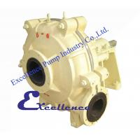 Quality Excellence Brand horizontal, centrifugal slurry pump EHR with rubber impellers for sale
