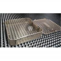 Quality Stainless Steel Wire Mesh Tray ,Stainless steel instrument trays, For instruments Washing, Disinfections, Sterilization for sale