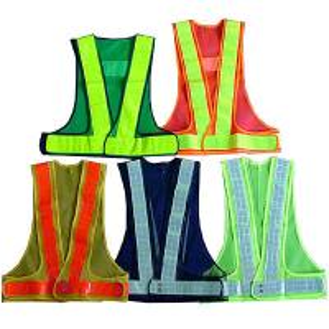 Quality Durable Reflective Safety Coat / Sanitation Traffic Safety Warning Clothing Vest for sale