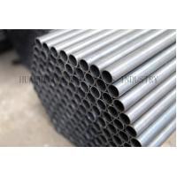 Quality E355 EN 10297 Square Seamless Mild Steel Tubing 350mm OD , Annealed Steel Tube with BV TUV Certificated for sale