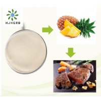 China Food Grade Bromelain Enzyme 100% Natural Plant Digestive Enzyme on sale