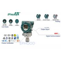 Quality EJX630A Model High Performance Diff Pressure Transmitter Digital Pressure Transmitter for sale