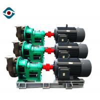 Quality Duplex Stainless Steel Strong Sulfuric Acid Pump , Acid Resistant Chemical Pump for sale