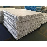 Buy High Carbon Steel Wire Mattress Pocket Spring Unit With Compressed / Rolled Packing at wholesale prices