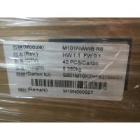 Quality 40 Pins LCD Flat Screen Edge Light Type M101NWWB R6 216.96×135.6mm Display Area for sale