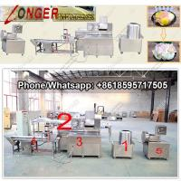 Quality Automatic Thai Prawn Cracker Making Machine|Shrimp Chips Production Line for sale