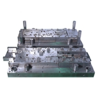 Quality Low Volume Brushless Dc Electric Motor Laminated Metal Stamping Mould Dies for sale