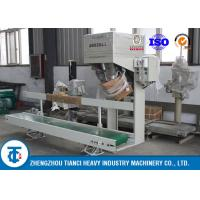 Quality 500 Bags Per Hour Fertilizer Granules Pouch Packaging Machine Carbon Steel Material for sale