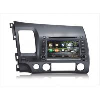 Quality Civic 7 inches Automobile DVD Players Navigation with Bluetooth for sale