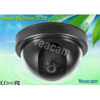 """Quality 2.8 / 6mm Lens Optional Dome Infared Camera of 4.5"""" Plastic  for sale"""