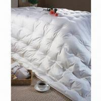 Quality Goose Down Comforter, Measures 68 x 88-, 88 x 88- and 104 x 88-inch for sale
